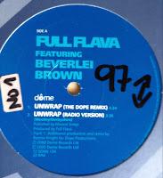 Full Flava feat. Beverlei Brown - Unwrap (VLS) (2000)