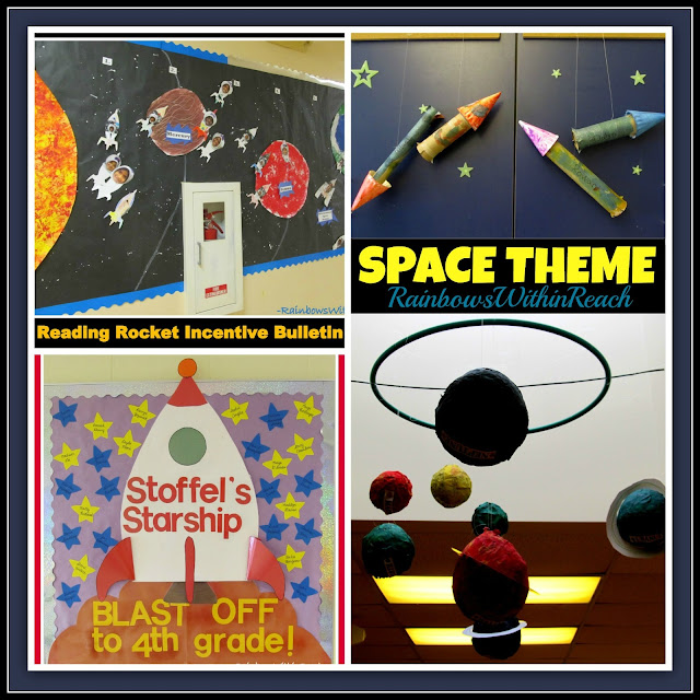 photo of: Planets, Rockets and Aliens: oh My! Stem for the early years. RoundUP at RainbowsWithinReach