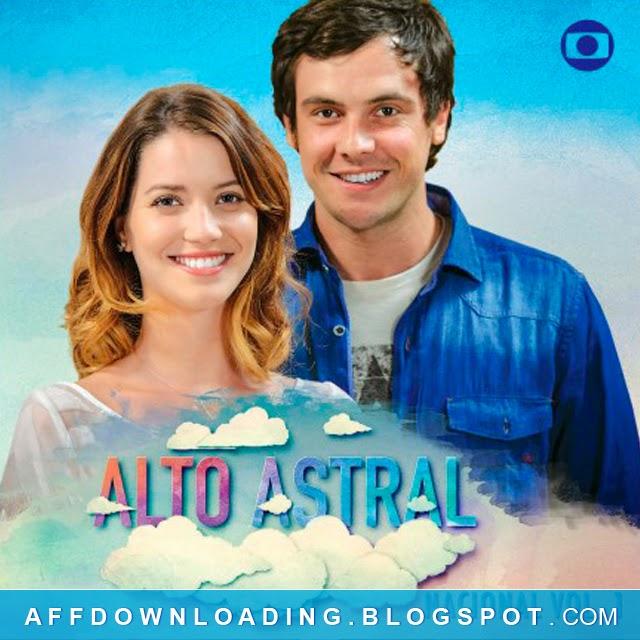 CD Trilha Sonora Novela - Alto Astral Nacional Vol. 1
