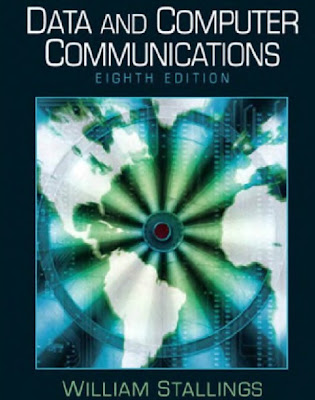 Free Download E-Book Data and Computer Communications 8th Edition by William Stalling