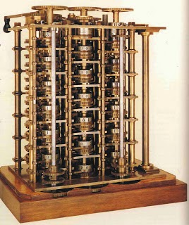 Difference Engine - Babbage - Difference Engine