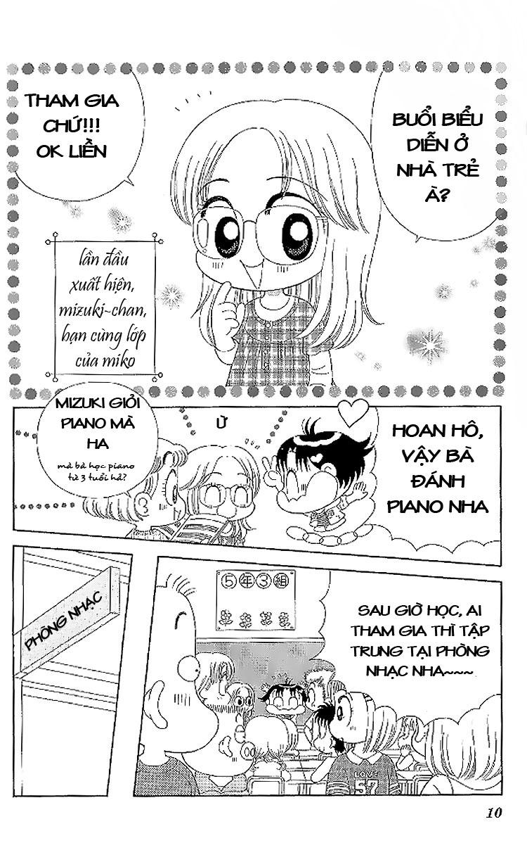 Kocchi Muite! Miiko chap 10 - Trang 9