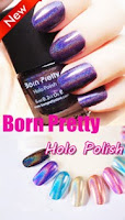 Born Pretty Hologram Nail Polish