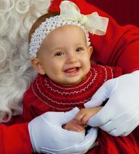 Isabella - 8 months