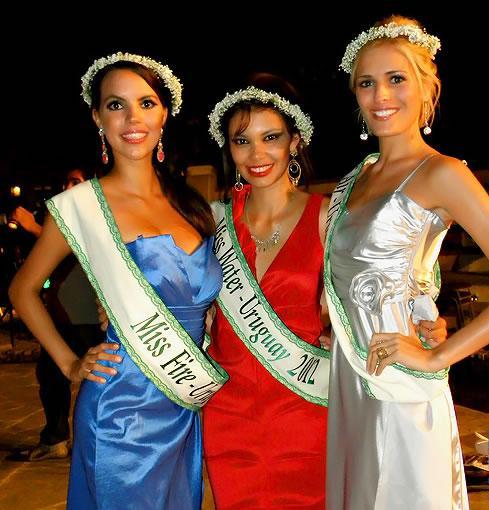 Agustina Mederos,Mariana Pellejero,Andrea Vezzoso