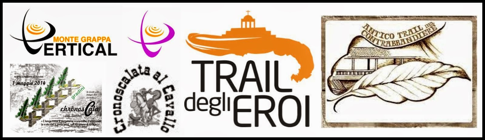 I TRAIL DELL'ARENA !