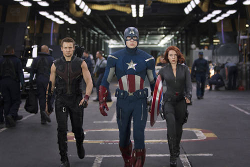 image the avengers movie 2012