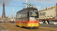 Blackpool Tram Photos