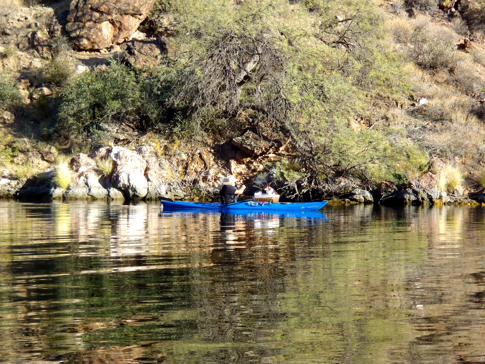 Live2kayakfish canyon lake a kayaker 39 s dream come true for Canyon lake az fishing