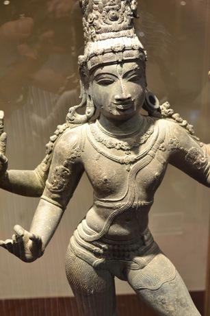 chola Bronze-Chennai Museum