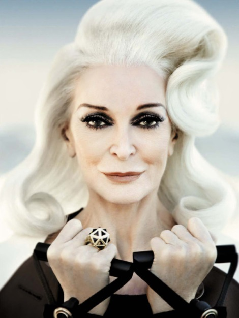 Carmen Dell'Orefice by Greg Lotus profile photo