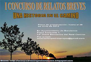 I Concurso de relatos breves del Camino de Santiago.