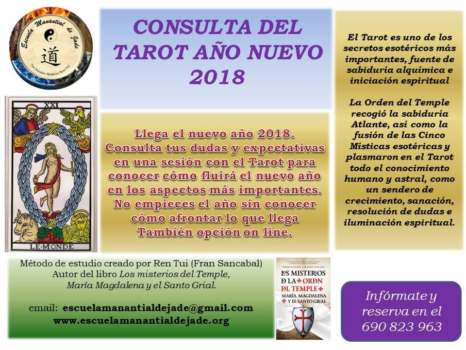 CONSULTA DE ORIENTACIÓN CON EL TAROT