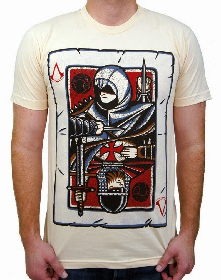 http://www.declarationclothing.com/collections/assassin-s-creed-shop/products/altair-s-playing-card