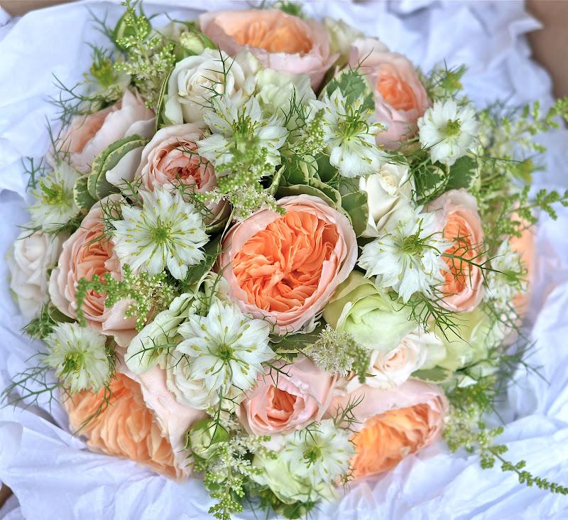 Wedding Flowers Blog Hannahs VintageEnglish Garden Flowers Old