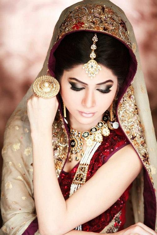Bridal Makeup Ki Photo : Fashion Ki Dunia: Latest Bridal Makeup 2013