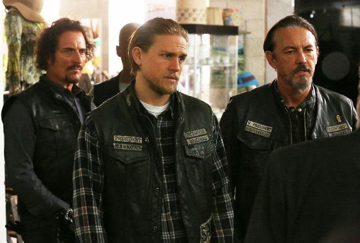 Sons of Anarchy - Episode 7.12 - Red Rose - Promotional Photos