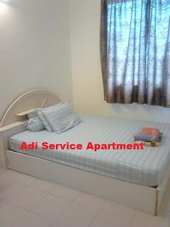 sewa apartemen sri Pinang Malaysia