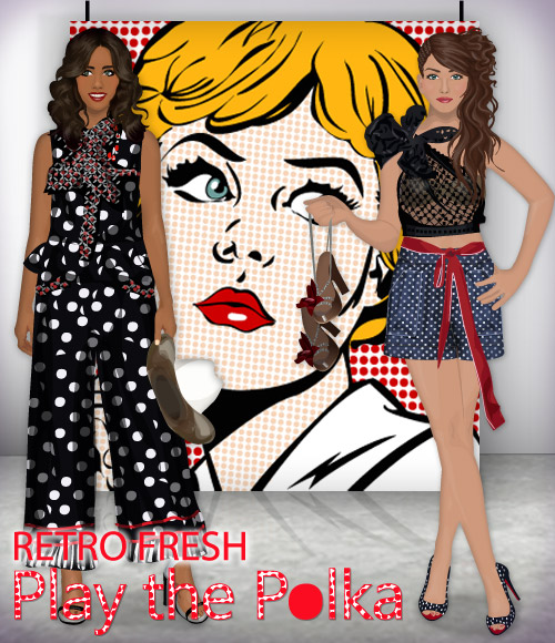 Stardoll...Everything!: Play the Polka Styles Outfits