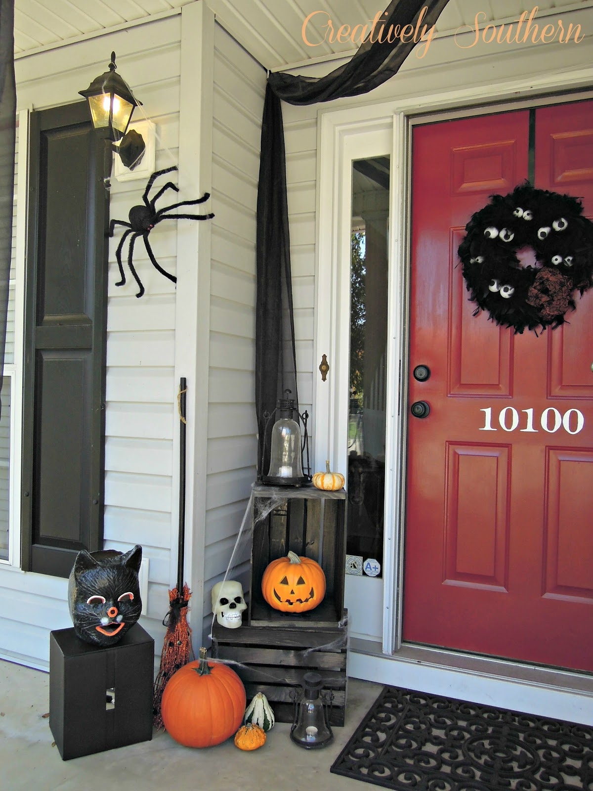 halloween decor catalogs