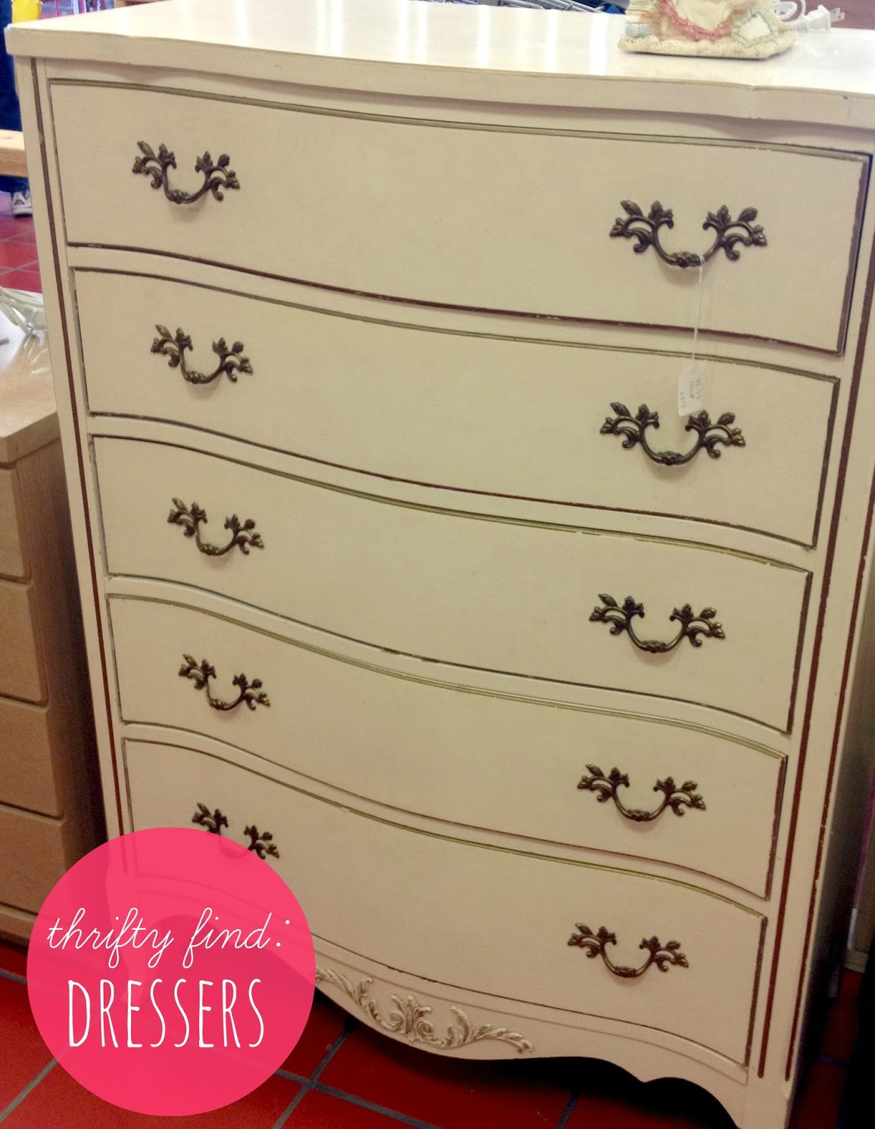 How to Decorate the Top of a Tall Dresser