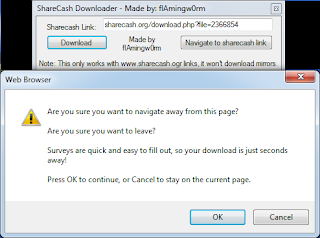 Sharecash downloader