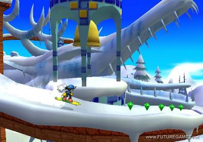 klonoa 2 ps2 gameplay surf