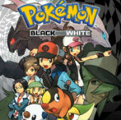 Pokemon Special Black - White