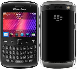 Daftar Harga HP Blackberry Terbaru 2013