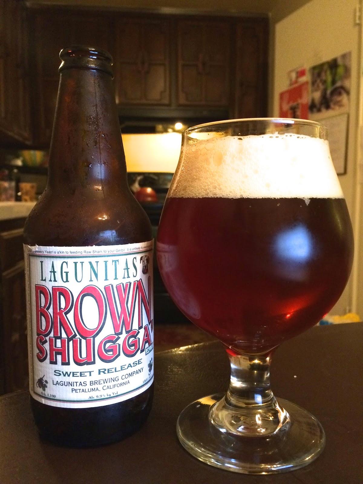 Lagunitas Brown Shugga 1