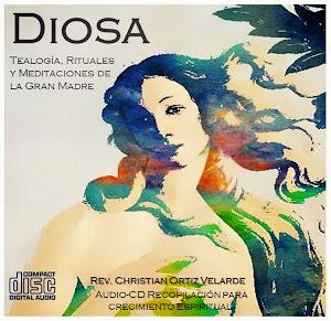 Audio CD Diosa: Tealogía, Rituales y Meditaciones