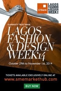 GTB LAGOS FASHION WEEK