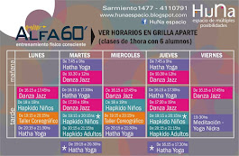 CRONOGRAMA DE ACTIVIDADES 2016