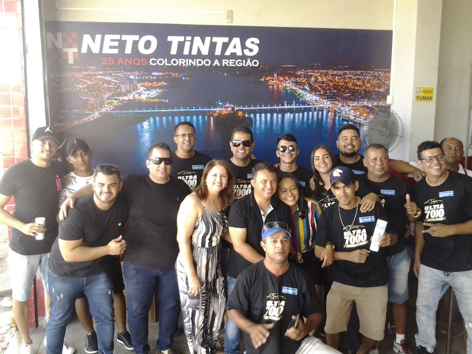 NETO TINTAS AUTOMOTIVAS E INDUSTRIAIS (LOJAS EM PETROLINA, JUAZEIRO, PAULO AFONSO)