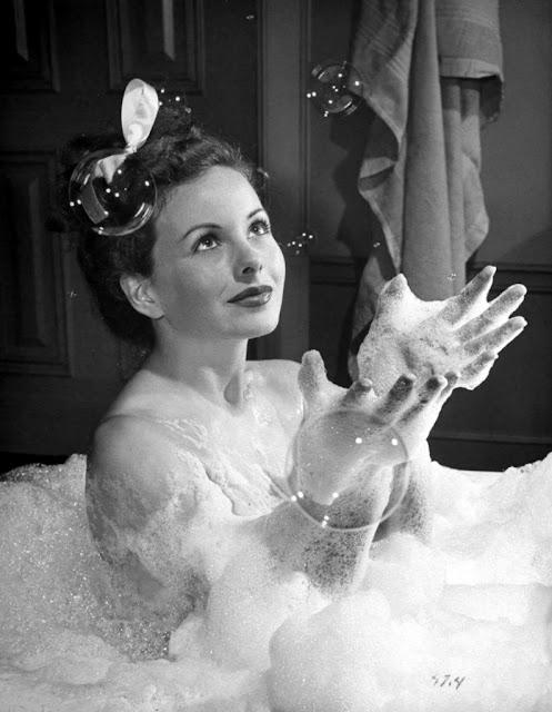 Jean Crain, Bath, Bubbles, Balneal