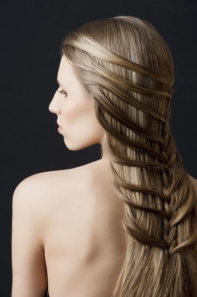 Waterfall Braids Need Styling Cream To Help ...