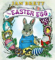 The Easter Egg - Jan Brett