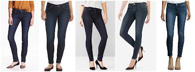 Old Navy Original Skinny Jeans $25.00 (regular $29.94)   LC Lauren Conrad Jeggings $36.99 (regular $50.00)  Gap 1969 Resolution True Skinny Jeans $52.99 (regular $69.95)  The Limited 917 Skinny Jeans $55.96 (regular $79.95)  Paige Verdugo Skinny Ankle Jeans $95.20 (regular $119.00)