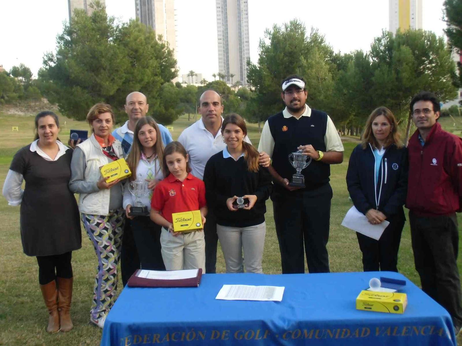 ignacio Morgado Campeón de Pitch & Putt de la Comunidad Valenciana
