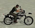 Sahil Motorsikletçisi Yeni