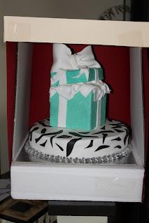 come costruire una scatola porta torta fai-da-te!
