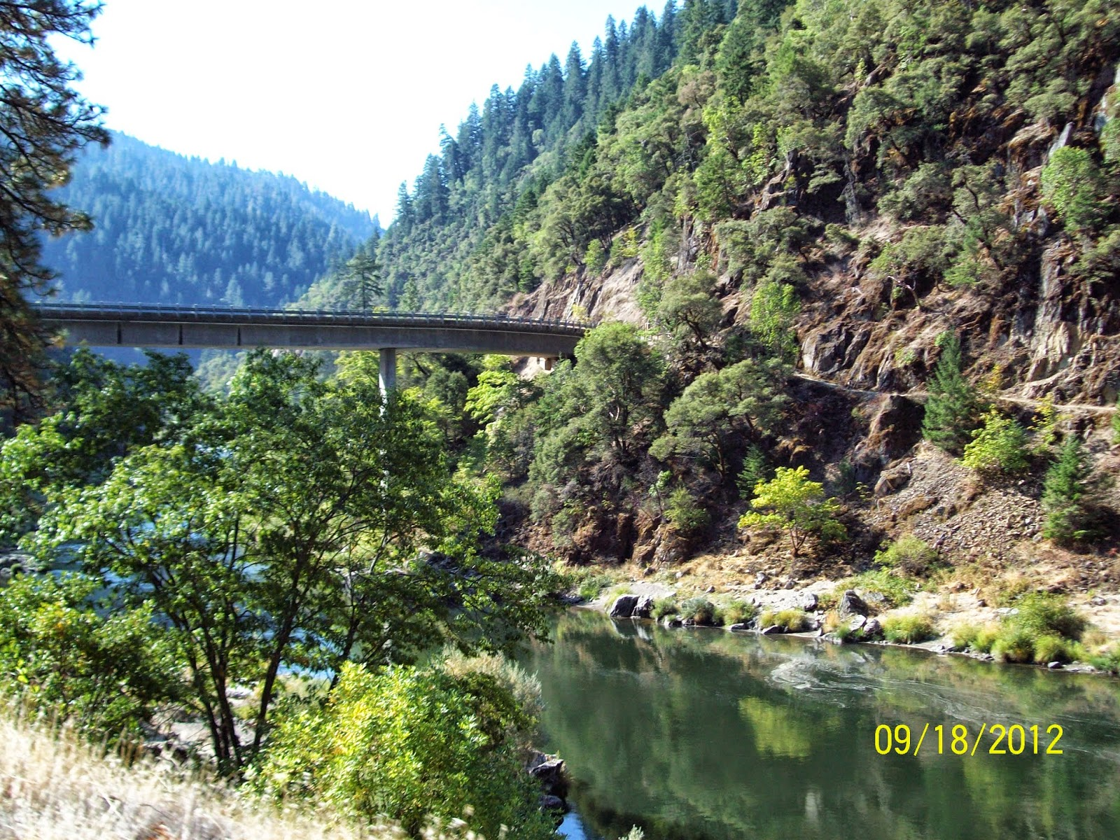 Grave Creek Oregon
