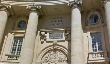 Université de la Sorbonne, París.
