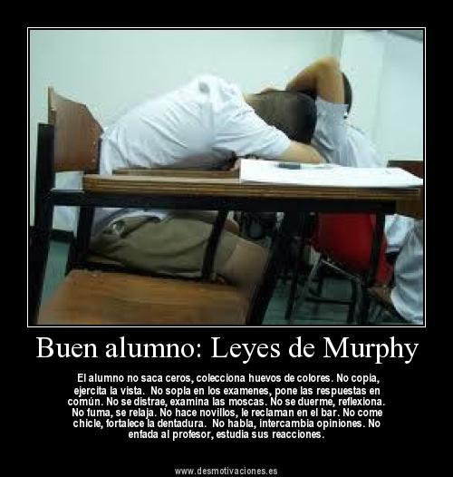 la ley de murphy de ari: