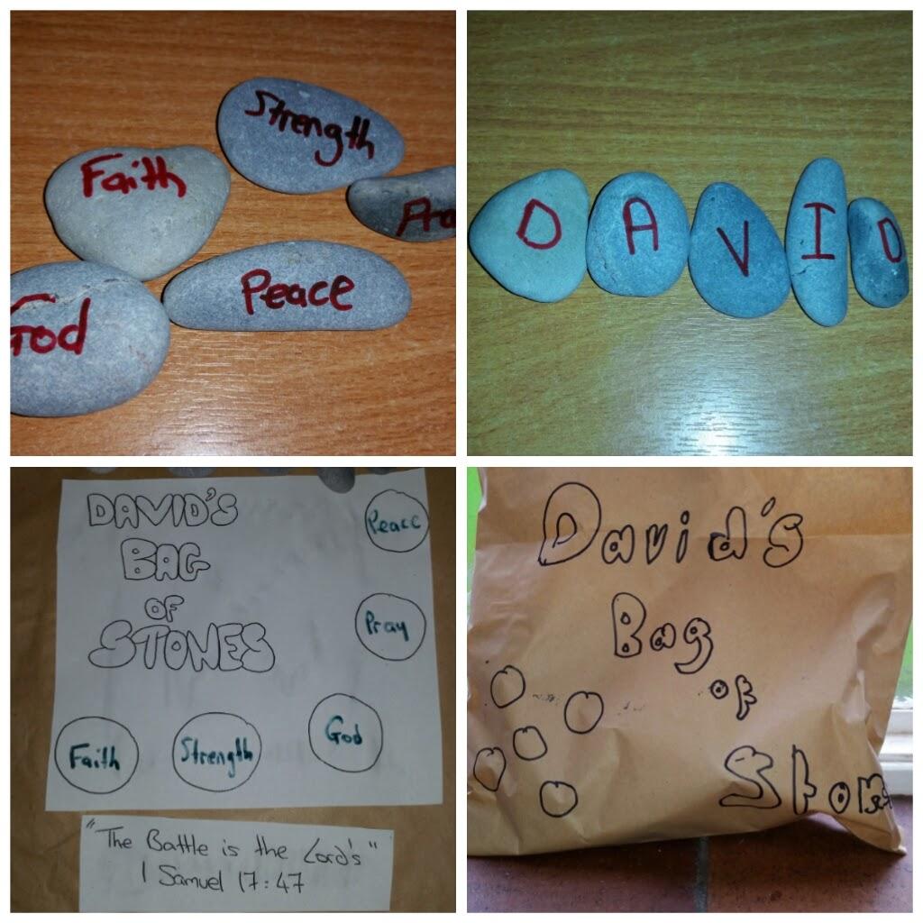 Llm calling david and goliath messychurch craft for David and goliath craft