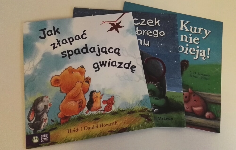 Zielona Sowa - Poczytajmy razem
