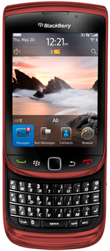 BlackBerry Torch 8900 Red