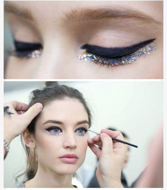 Chanel Runway Makeup 2014 - Rebel66 Blog