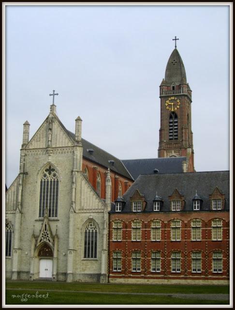 abdijkerk Tongerlo