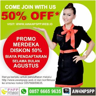 Promo diskon 50% biaya pendaftaran masuk PSPP Penerbangan Yogyakarta, Jakarta, Lampung